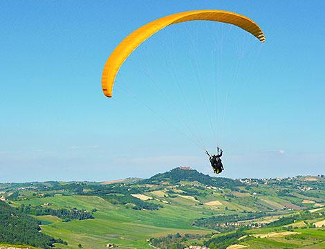 Volo Parapendio_N