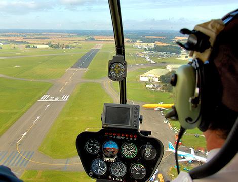Volo turistico in elicottero_N