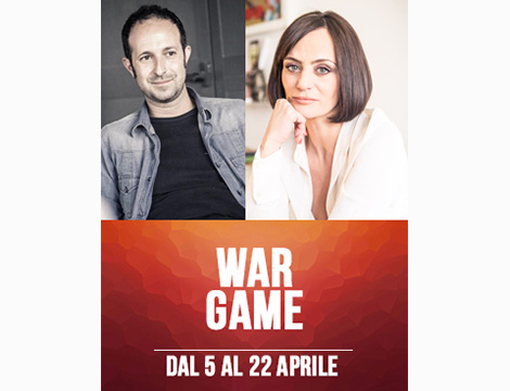 War Game al teatro Ghione_N