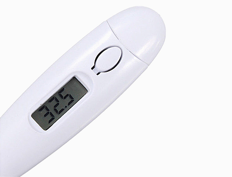 1 o 2 LCD termometro elettronico
