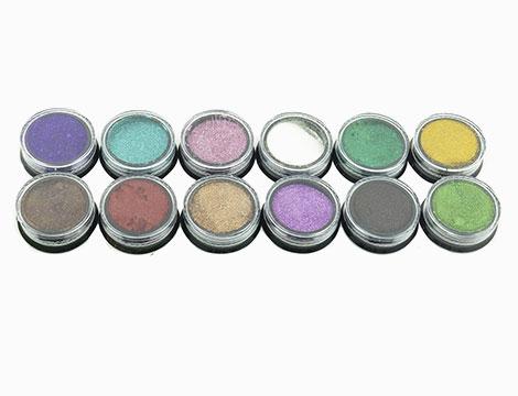 12 barattolini di glitter per unghie_N