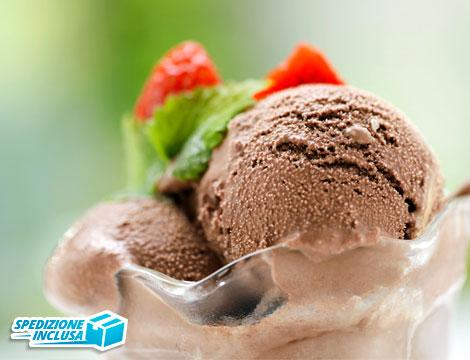 Image of 12 o 24 preparati per gelato iperproteico