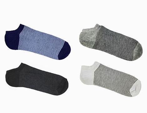 12 paia calzini a collo basso uomo_N