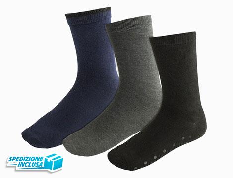 Image of 12 paia di calze antiscivolo