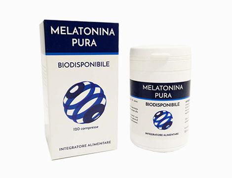Melatonina Pura 120 cpr