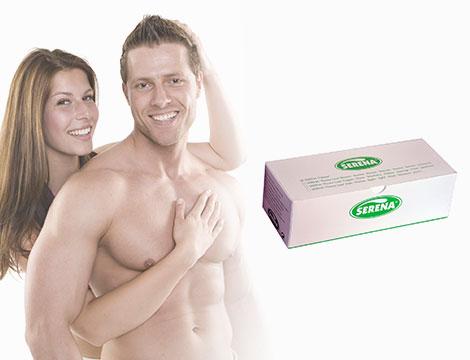 144 preservativi Serena Nature classici