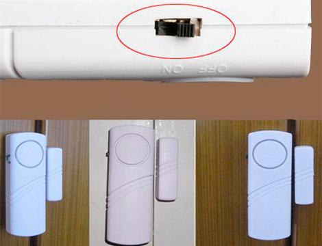 Allarmi porte e finestre magnetici wireless con sensore spedizione gratis groupalia - Porte e finestre vicenza ...
