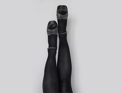 Calze a compressione graduata Light Legs_N