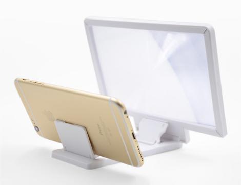 2 lenti di ingrandimento per smartphone