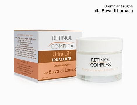 creme viso Retinol Complex