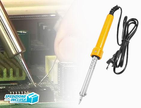 Mini saldatore elettrico a stagno 30w _N