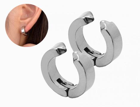 Paia di orecchini unisex GRATIS
