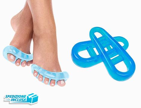 2 Separatori dita piedi GEL rilassante_N