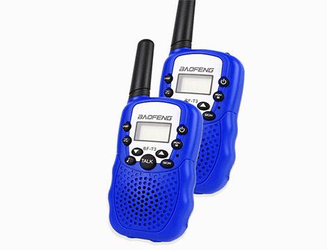 walkie talkie con torcia_N
