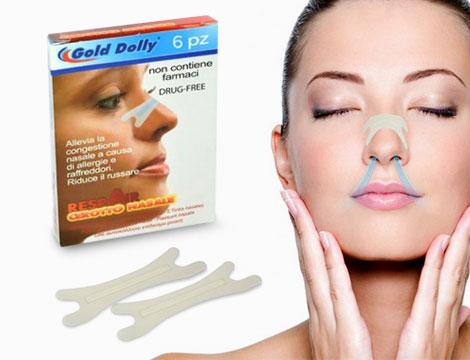 cerotti nasali anti russamento