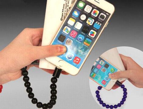 3 bracciali USB Apple e Android_N