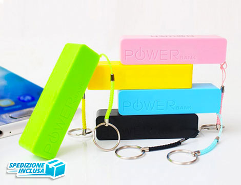 PowerBank 2600 mAh_N