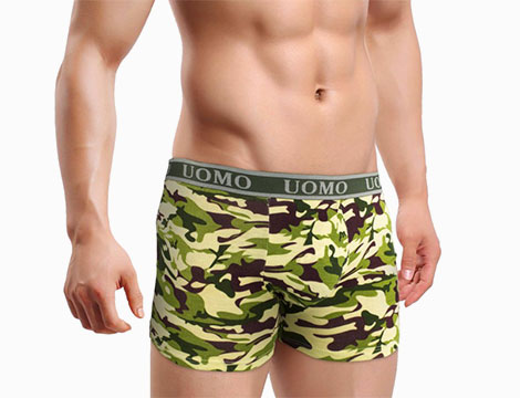Boxer Camouflage_N