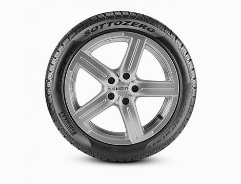 4 pneumatici invernali Pirelli WSottozero