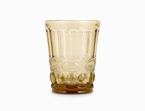 6 bicchieri in vetro HH Saint Tropez