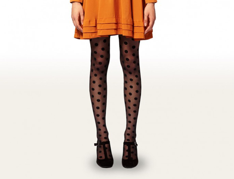 6 Collant glamour donna