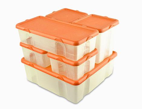 Set 6 contenitori fresh box_N