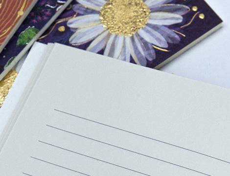 notebooks Turnowsky A5 a righe o neutro