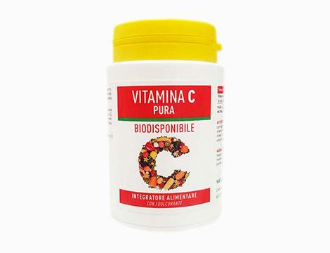 Vitamina c pura 60 cpr