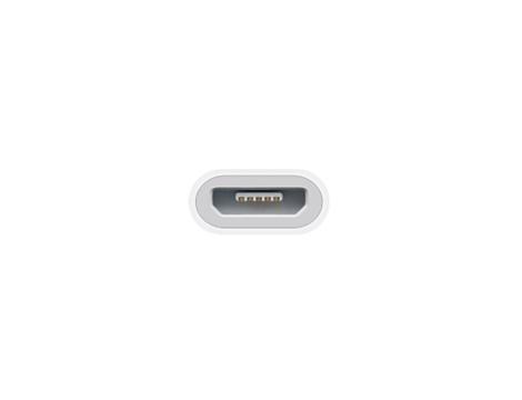 Adattatore Apple da Lightning a USB
