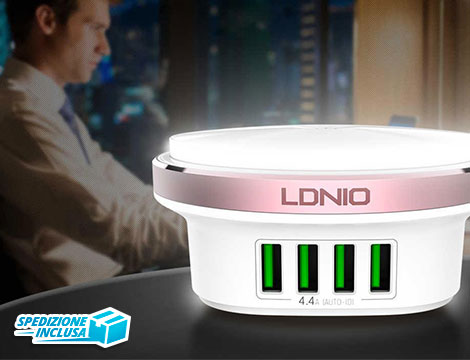 Adattatore universale LED Touch_N