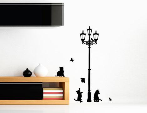 Adesivi decorativi da parete_N