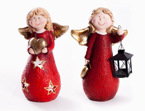 Angioletto decorazione natalizia
