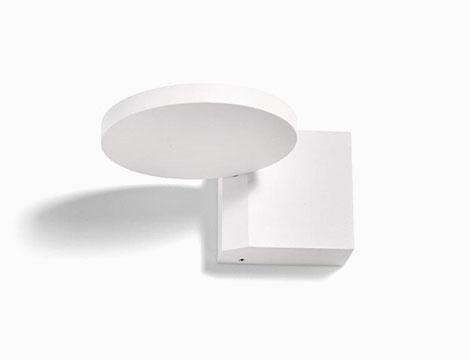 Applique decorativa LED in alluminio Vivida