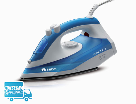 Ariete Steam Iron 2000W