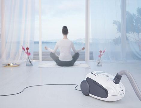 Aspirapolvere con sacco Ultra Silencer Zen Allergy 58 dB