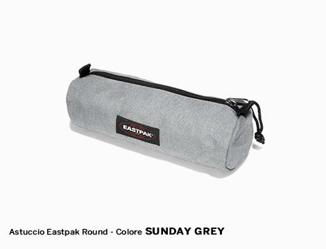 Astuccio Eastpak Round grigio