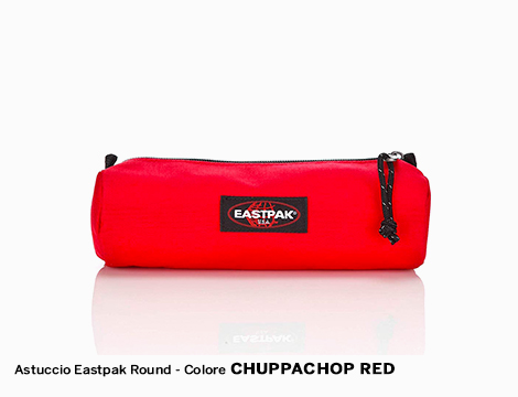 Astuccio Eastpak Round rosso