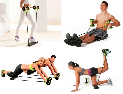 Allenati con Roller Fitness