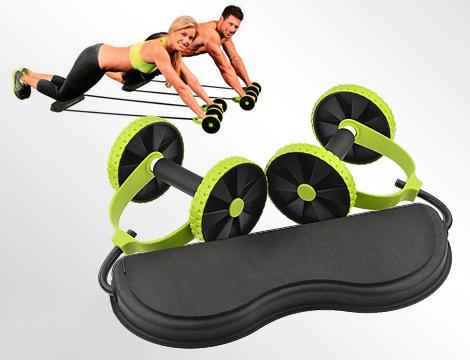 Attrezzo fitness total body