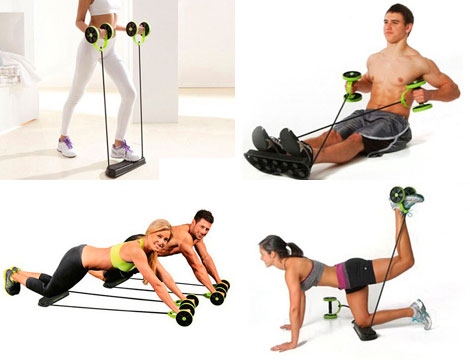 Attrezzo fitness total body