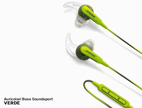 Auricolari in ear Bose Soundsport_N