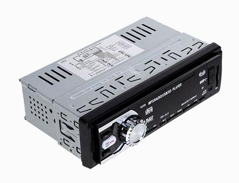 Autoradio USB con telecomando_N