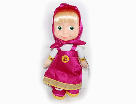 Bambola di Masha e Orso