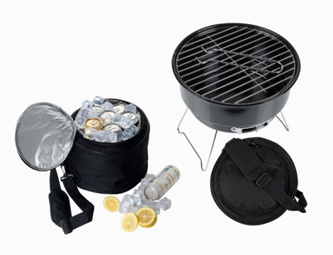 Barbeque da viaggio