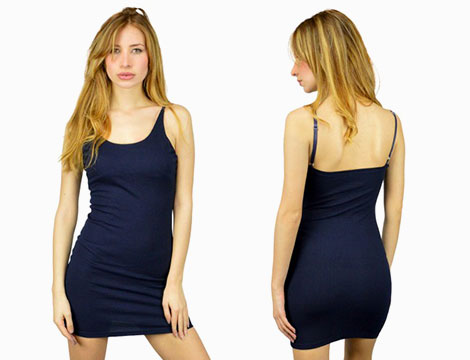 Basic dress estivo