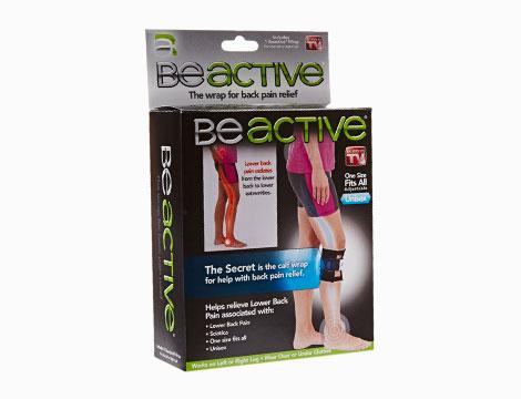 Beactive Brace tutore nervo sciatico_N