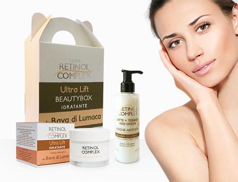 Beauty Box Retinol alla Bava di Lumaca
