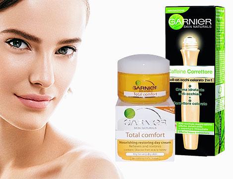 Beauty routine viso Garnier_N
