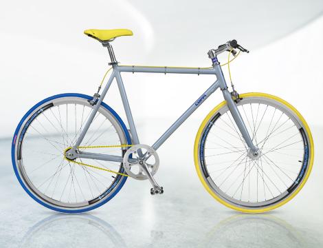 Bicicletta Coppi