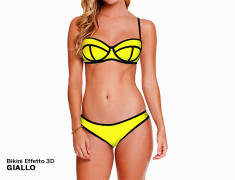 Bikini Effetto 3D_N